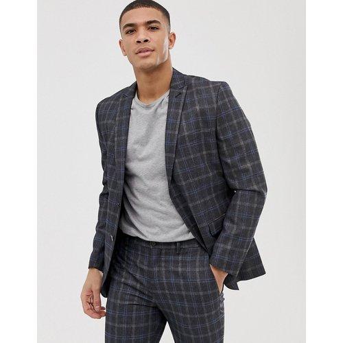 Premium - Veste de costume slim à carreaux - jack & jones - Modalova