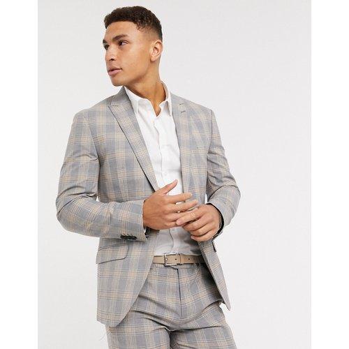 Premium - Veste de costume super slim à carreaux - jack & jones - Modalova