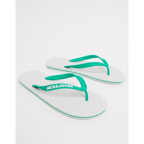 Jack & Jones - Tongs - Blanc - jack & jones - Modalova