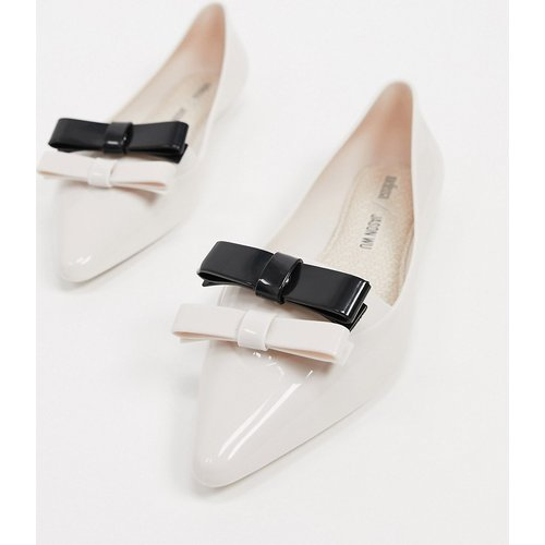 Chaussures plates et pointues avec nœuds - Jason Wu - Modalova
