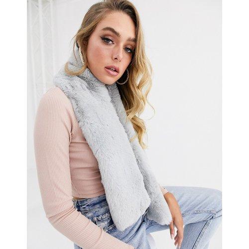 Écharpe longue en fausse fourrure - Jayley - Modalova
