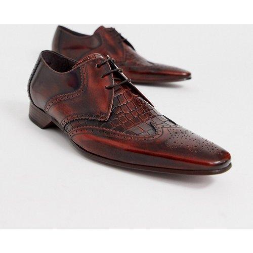 Escobar - Chaussures en cuir - croco - Jeffery West - Modalova