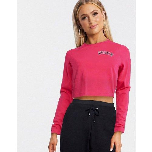 Jxjc Juicy- T-shirt court à manches longues - Juicy Couture - Modalova