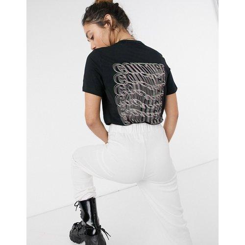 T-shirt avec logo large sur le devant - Juicy Couture - Modalova