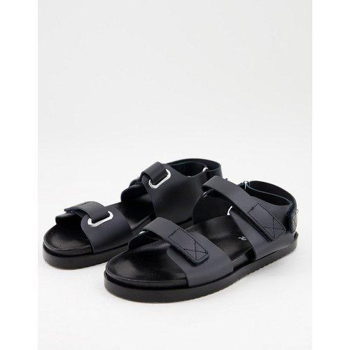 Sandales style dad en cuir - Kaltur - Modalova