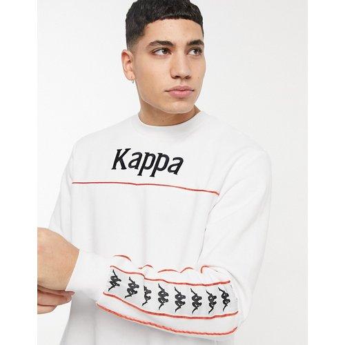 Banda Denai - Sweat-shirt à bande - Kappa - Modalova