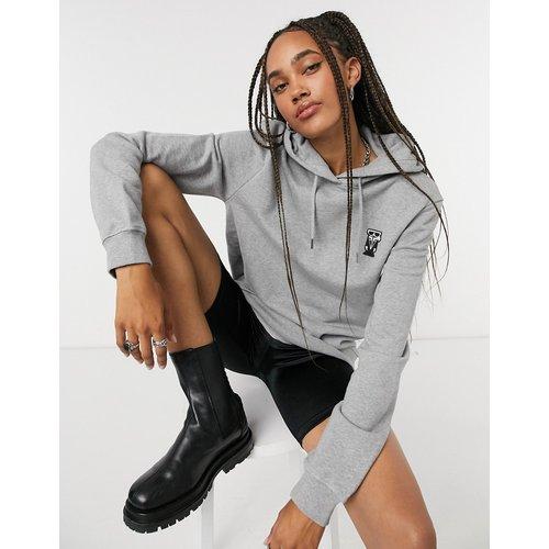 Kocktail - Sweat-shirt à capuche et à logo - Karl Lagerfeld - Modalova