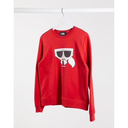 Kocktail - Sweat-shirt à imprimé graphique - Karl Lagerfeld - Modalova