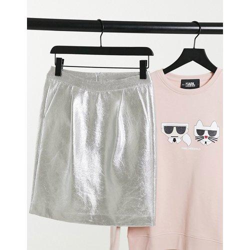 Mini-jupe - é - Karl Lagerfeld - Modalova