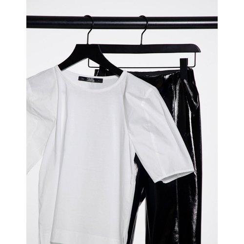 T-shirt à manches volumineuses - Karl Lagerfeld - Modalova