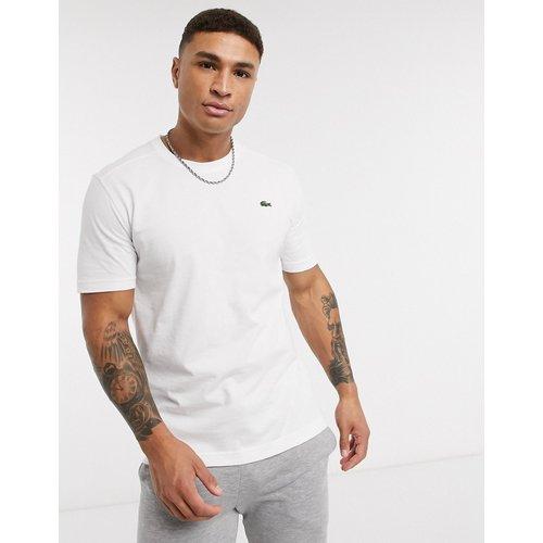 Lacoste - T-shirt à logo - Blanc - Lacoste - Modalova
