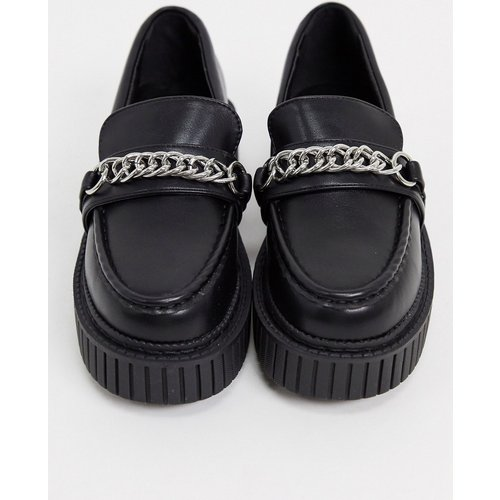 Chaussurescreepers avec chaîne - Lamoda - Modalova
