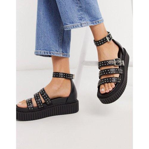 Sandales cloutées style creepers - Lamoda - Modalova