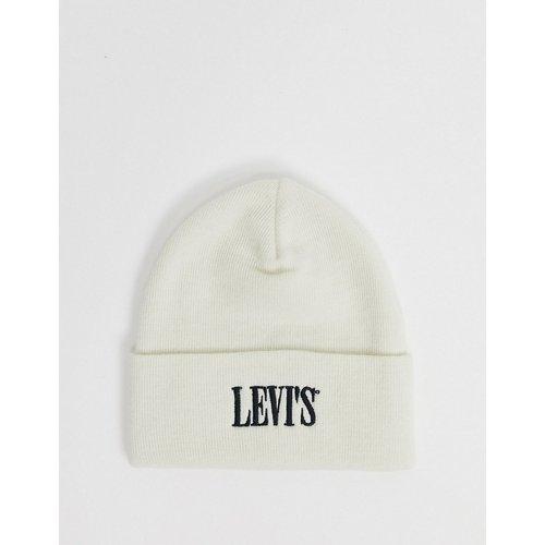 Levi's - Bonnet à logo - Blanc - Levi's - Modalova