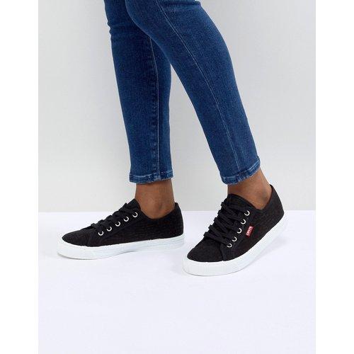 Chaussures en toile avec étiquette rouge - Levi's - Modalova