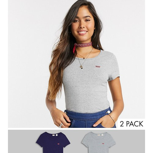 Exclusivité en ligne - Lot de 2 t-shirts - Levi's - Modalova