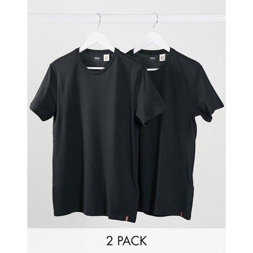 Lot de 2 t-shirts avec étiquette logo - / - Levi's - Modalova