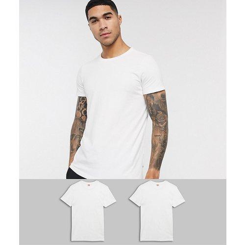 Lot de 2 t-shirts classiques ras du cou - Levi's - Modalova