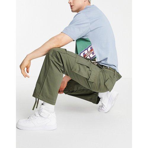 Levi's Skateboarding - Pantalon cargo en tissu résistant aux déchirures - Nuit olive - LEVIS SKATEBOARDING - Modalova