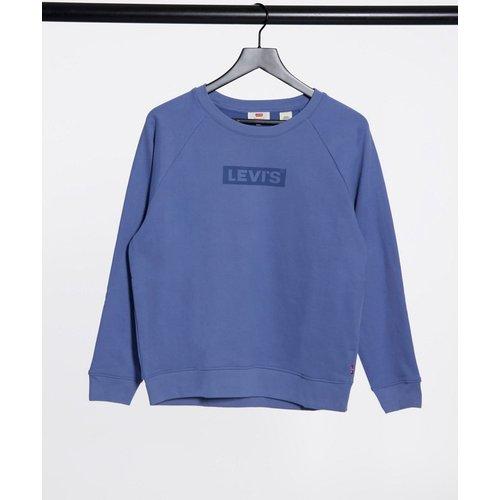 Sweat-shirt ras du cou à imprimé graphique - Levi's - Modalova