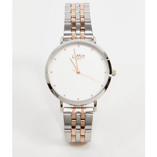 Montre-bracelet en métaux mélangés avec cadran é - Limit - Modalova