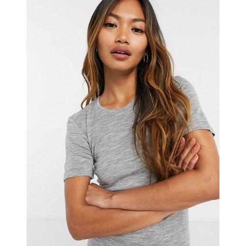 T-shirt de sous-vêtement 100% laine mérinos - Lindex - Modalova