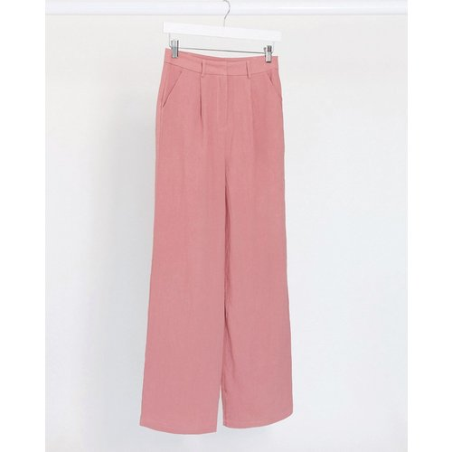 Pantalon taille haute - Lola May - Modalova