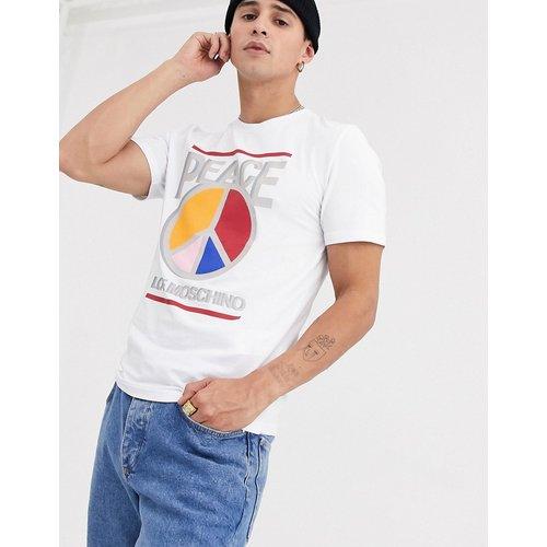 Peace - T-shirt - Love Moschino - Modalova