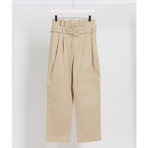Pantalon large aec taille haute froncée - Maison Scotch - Modalova