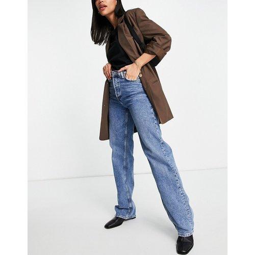 Jean droit style années90 - moyen - Mango - Modalova