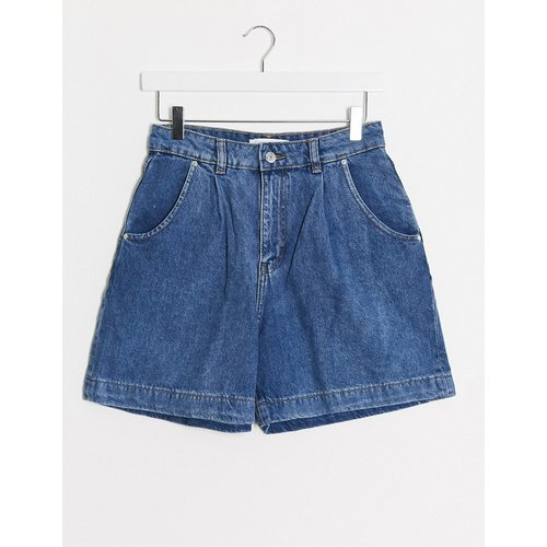 Short en jean ample - moyen - Mango - Modalova
