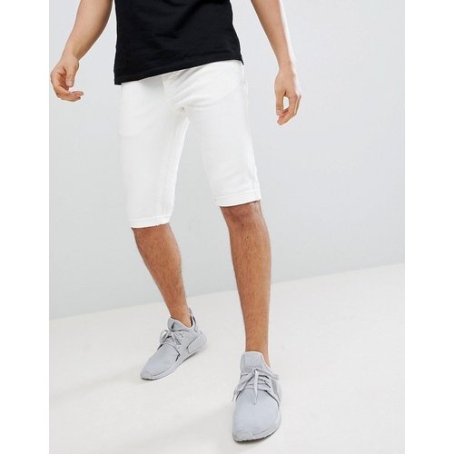 Short en jean ajusté - Mennace - Modalova