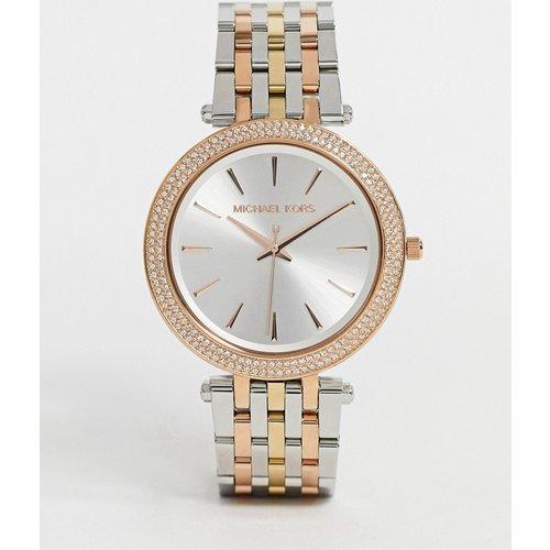 Darci - Montre-bracelet en métaux mélangés - MK3203 - Michael Kors - Modalova