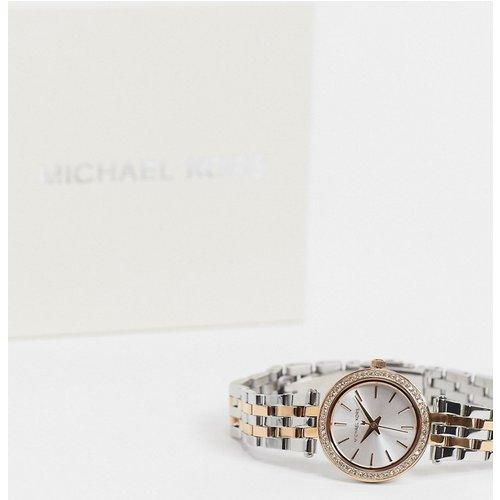 MK3298 Darci - Montre bracelet en métaux variés - Michael Kors - Modalova