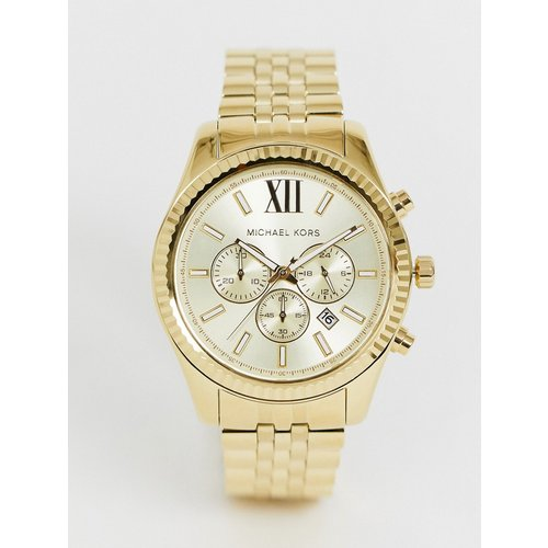 MK8281 Lexington - Montre chronographe - Michael Kors - Modalova