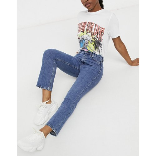 MiH - Daily - Jean court - moyen délavé - MiH Jeans - Modalova