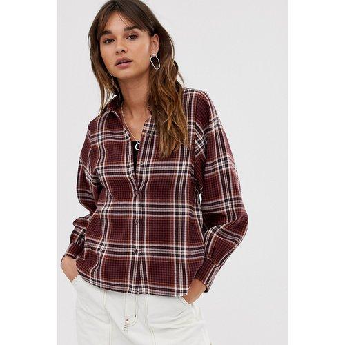 Chemise à carreaux - Minimum - Modalova