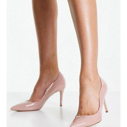 Pointure large - Corinthia - Chaussures à talon pointu - Blush - Miss KG - Modalova