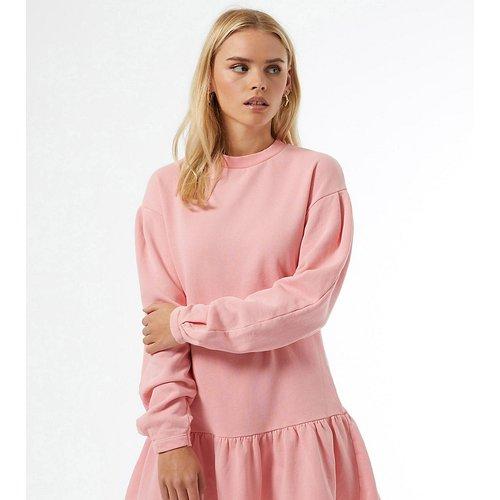 Robe sweat-shirt - Miss Selfridge Petite - Modalova