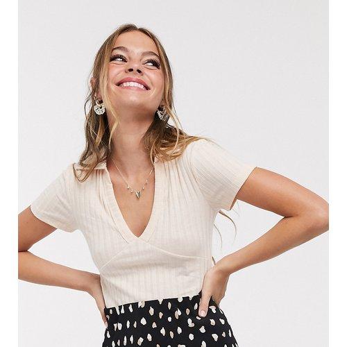 T-shirt - pâle - Miss Selfridge Petite - Modalova