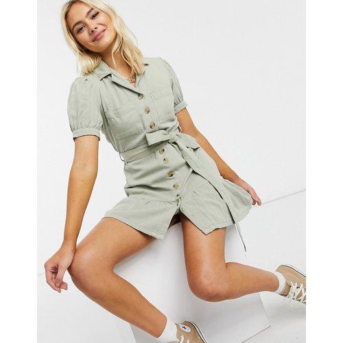 Robe chemise fonctionnelle - Miss Selfridge - Modalova