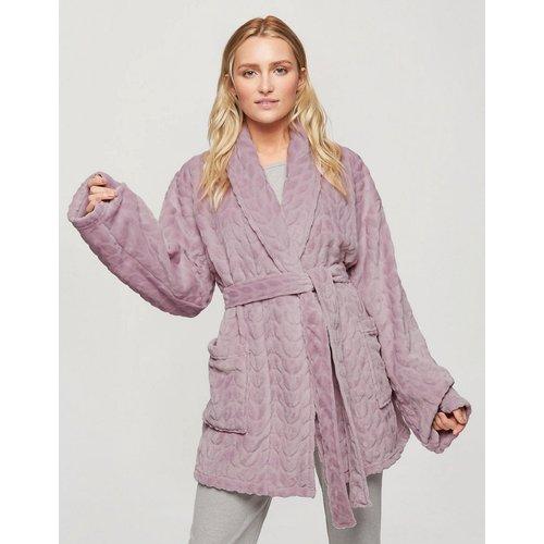 Robe ultra douce - Blush - Miss Selfridge - Modalova