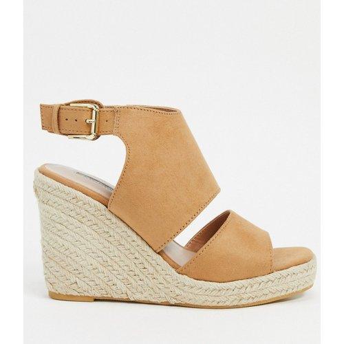 Sandales compensées - Miss Selfridge - Modalova