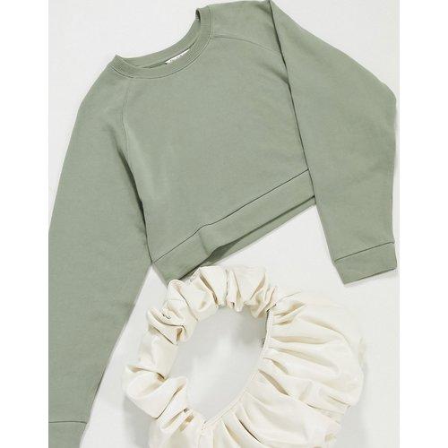 Sweat-shirt (ensemble) - Kaki - Miss Selfridge - Modalova
