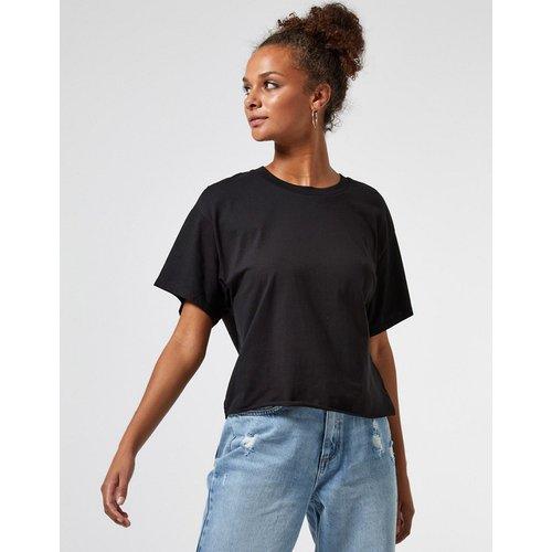 T-shirt en tissu bio à manches courtes - Miss Selfridge - Modalova