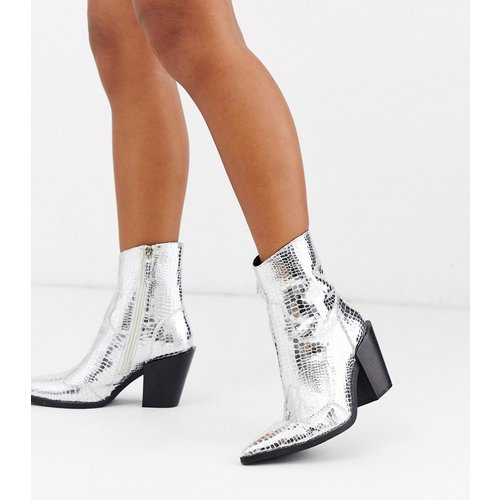 Bottes de cow-boy - Missguided - Modalova