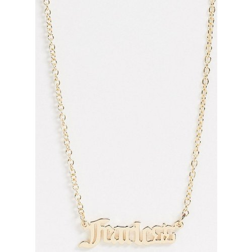 Fearless - Collier - Missguided - Modalova
