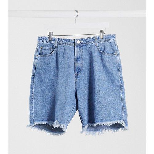 Short en jean long - Missguided Plus - Modalova