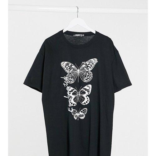 T-shirt imprimé graphique - Missguided Plus - Modalova