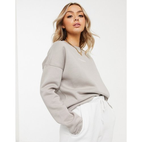 Sweat-shirt oversize - (ensemble) - Missguided - Modalova
